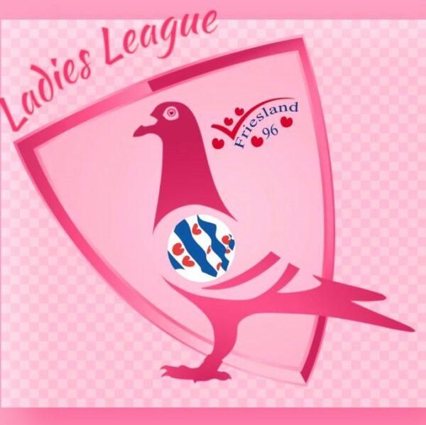 Bonnenverkoop Ladies League Afd. Friesland '96