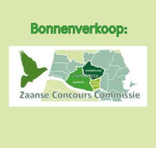 Bonnenverkoop ZCC