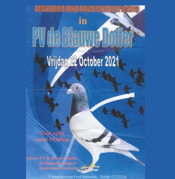 Bonnenverkoop P.V. De Blauwe Doffer